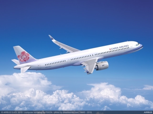 AIRBUS CHINA AIRLINES