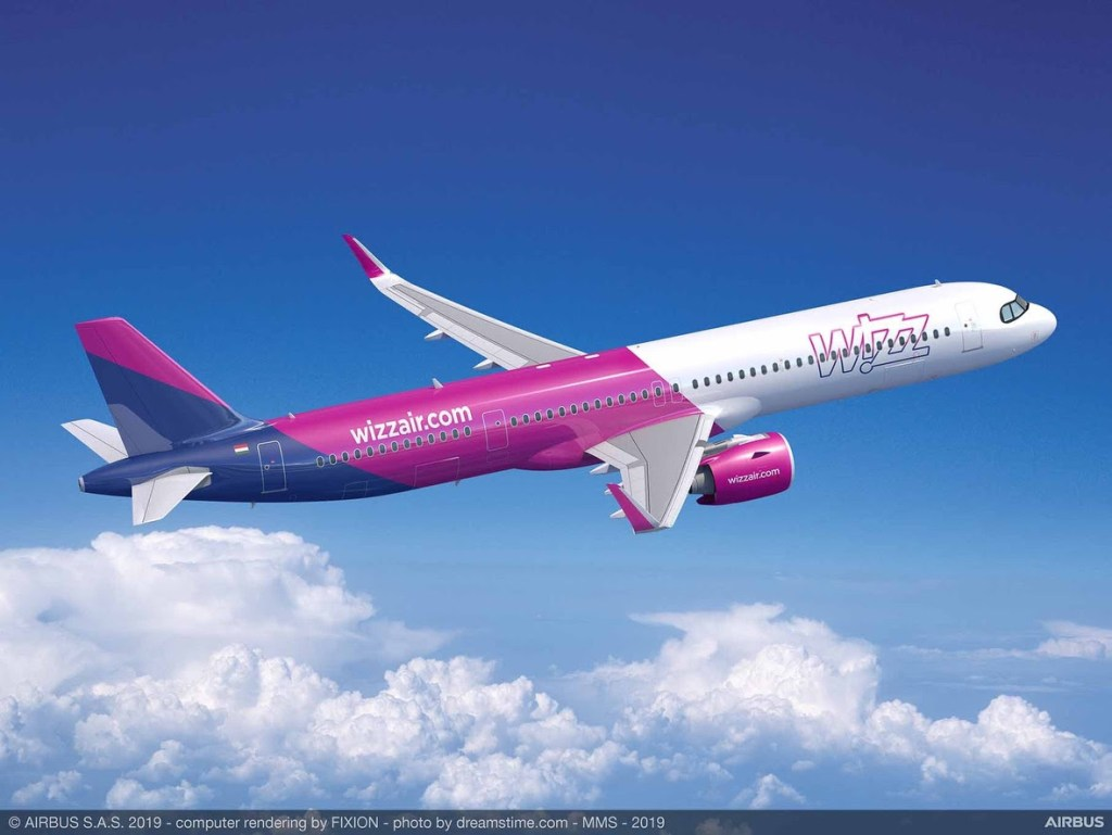 AIRBUS WIZZAIR