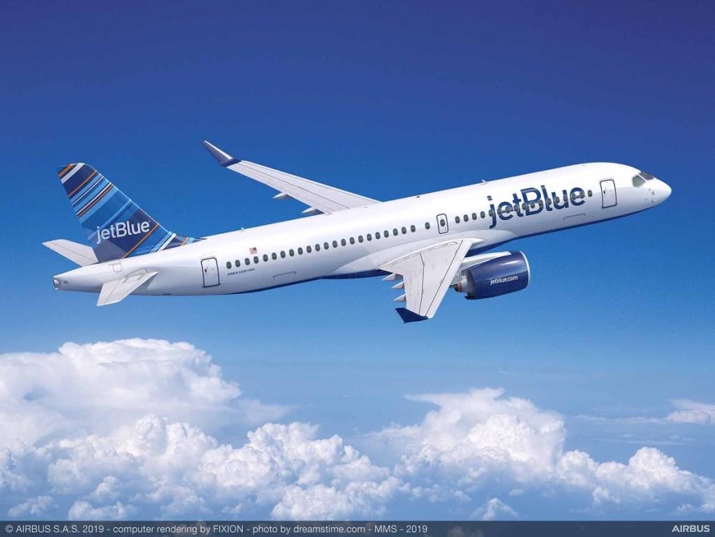 Airbus Jetblue 2