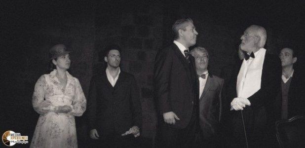 Massimo Bonaccorsi,Maurizio Rata,Barbara Bonaccorsi,Mariano a grillo,Luciano,Scarpati,Fabio Felsani Foto di Raffele Brio