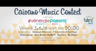 Caivano Music Contest 2016