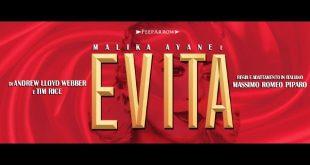 Malika Ayane in Evita
