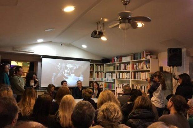 Presentazione Maurizio De Giovanni