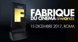 Fabrique du Cinéma Awards 2017