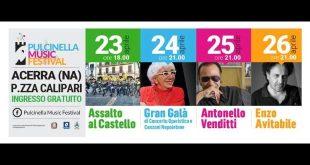 Pulcinella Music Festival 2017