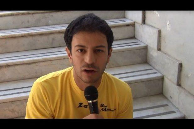 Mino Abbacuccio, uno degli ospiti di Maratea Smile scorsa edizione