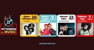 Settembrini in Music 2017
