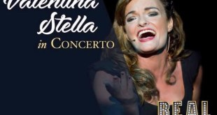 Valetina Stella al Real Pub Pizza Show