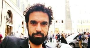 Dino Giarrusso. Foto da Facebook.