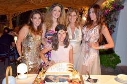 Arianna, Maria Monse, Perla Monse, Irene Bozzi ed Emanuela Tittocchia.