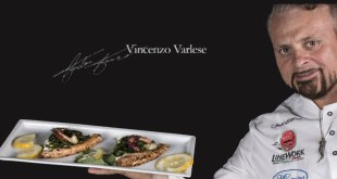 Pizza gourmet stagionale per Varlese