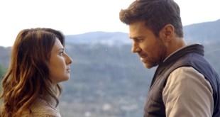 Anna Safroncik (Aurora Taviani) e Fabio Fulco (Fabio Astori)
