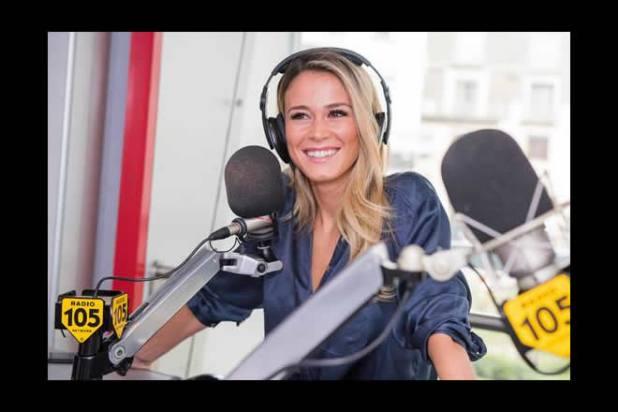 Diletta Leotta a Radio 105