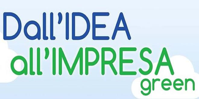 Dall'idea all'Impresa Green II Edizione
