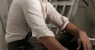 Francesco Arca protagonista di Sacrificio d'amore, interpreta Brando Prizzi.
