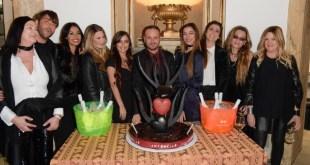Compleanno VIP 2018 Antonello Lauretti