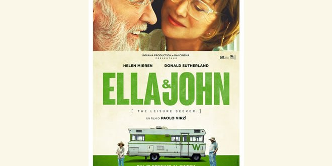 Arriva Ella e John, The Leisure Seeker