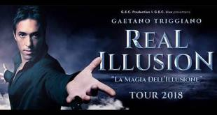 Gaetano Triggiano in Real Illusion