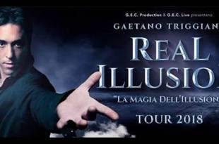 Gaetano Triggiano in Real Illusion