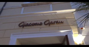 Giacomo Garau - Pizza a Caserta
