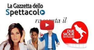 Due Sicilie Art Festival - Video
