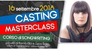 La mia song, casting con Silvia Mezzanotte