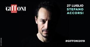 Stefano Accorsi a Giffoni 2019. Foto di Filippo Milani