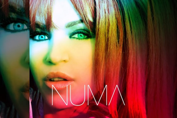 Numa Palmer - The Secret Key