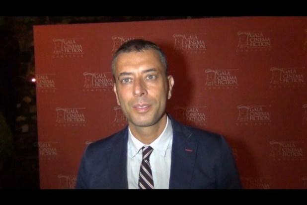 Ivan Cotroneo intervistato da La Gazzetta dello Spettacolo al Gala del Cinema e della Fiction in Campania nel 2013
