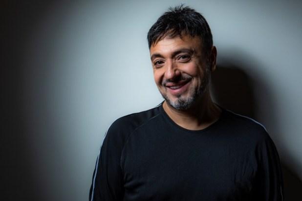 Gigi Finizio. Foto di Angelo Trani