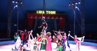 Circo Lidia Togni in The dreamer