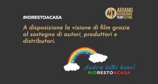 Ariano International Film Festival - Io resto a casa
