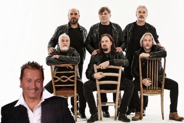 Nomadi e Paolo Belli insieme per Fuori la paura