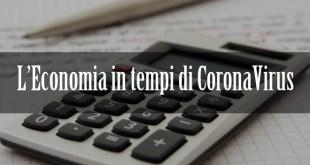 Economia e CoronaVirus