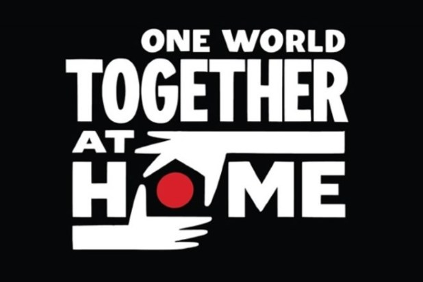 One World Togheter At Home