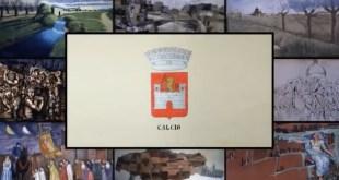 Calcio il paese dei dipinti