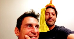 Fabrizio Fontana Capitan Ventosa) ed Igor Nogarotto