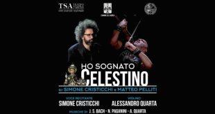 Ho sognato Celestino - Simone Cristicchi e Alessandro Quarta