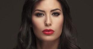 Elisabetta Gregoraci. Foto cover dal sito ufficiale