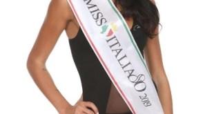 Carolina Stramare - Miss Italia 2019