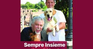 Enzo Salvi e Maurizio Mattioli per la campagna di sensibilizzazione di Roma