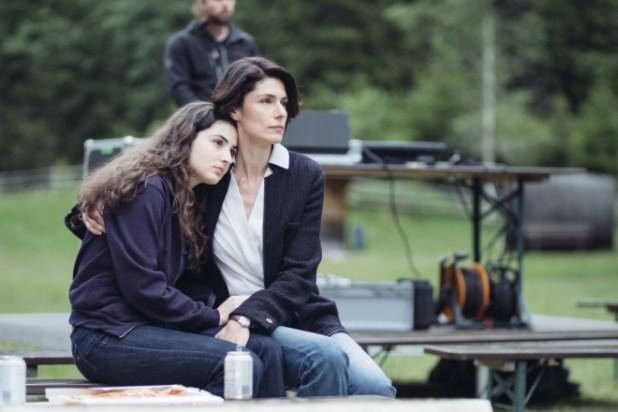 Tecla Insolia e Anna Valle. Foto di Federico Vagliati