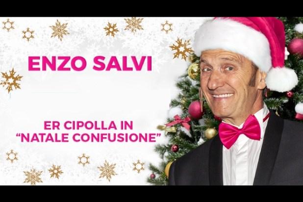 Enzo Salvi in Natale Confusione