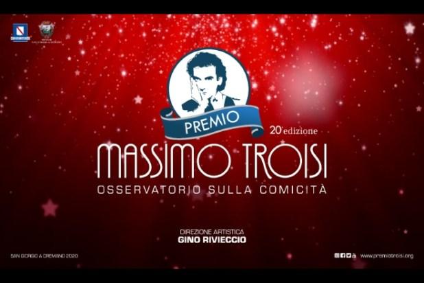 Premio Massimo Troisi 2020