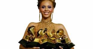 Beyoncè ed i Grammy Awards. Foto dal Web