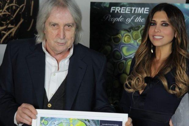 Enrico Vanzina ed Emanuela Tittocchia per Freetime Award 2021