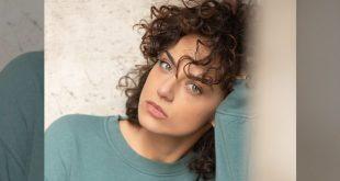 Nicoletta D'Addio. Foto di Tony Baldini - Cover
