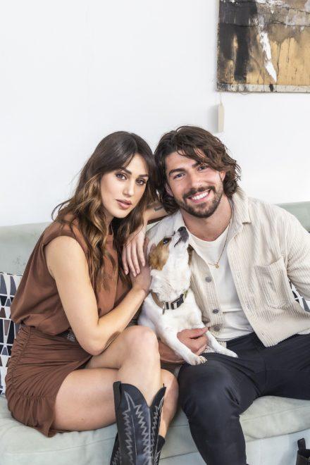 Cecilia Rodriguez e Ignazio Moser per MTV Cribs Italia
