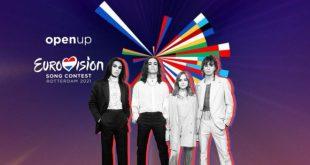 European Song Contest 2021 - Vincono i Maneskin
