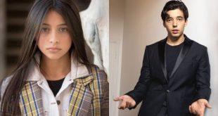 Ludovica Nasti e Guglielmo Poggi al Social World Film Festival